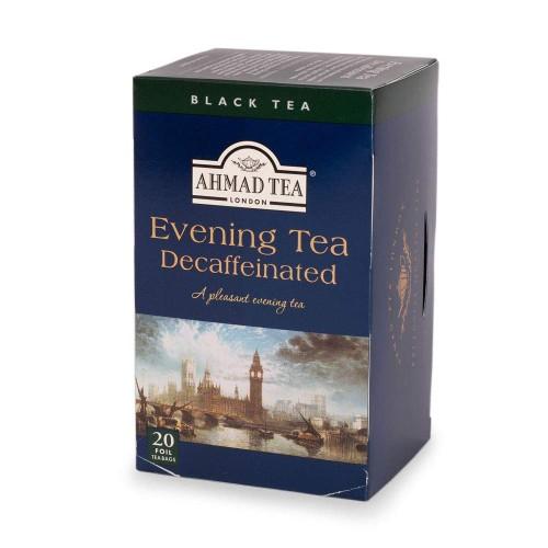 "ЧЕРЕН Чай AHMAD DECAFFEINATED ""Безкофеинов вечерен чай"" 20бр."