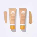 BIODERMA PHOTODERM COVER TOUCH SPF50+ Слънцезащитен оцветен флуид за лице светъл цвят/златист цвят 40мл.
