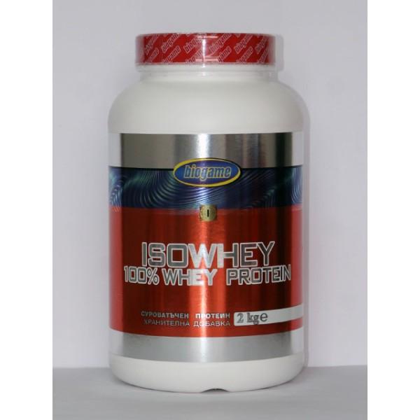 Суроватъчен протеин ISOWHEY 250 гр.