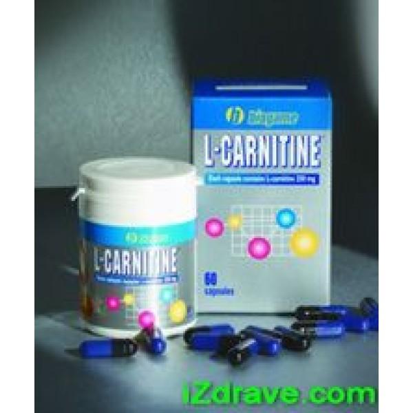 Л-КАРНИТИН (L-CARNITINE) капс. 500 мг. x60 / х90