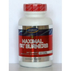 MAXIMAL FAT BURNERS  150 капсули
