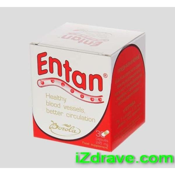 ЕНТАН (ENTAN) капс. х30 - Борола