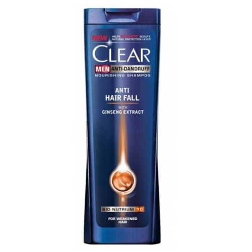 CLEAR MEN ANTI-HAIR FALL Шампоан за мъже защита от косопад 400мл