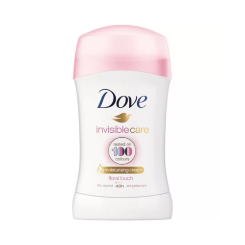 Стик дезодорант DOVE INVISIBLE CARE 40мл.