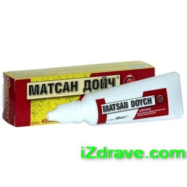 МАТСАН ДОЙЧ G (MATSAN DOYCH G) крем 25 гр. /с глюкозамин/ червен