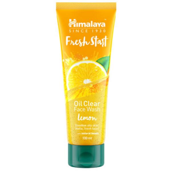 HIMALAYA FRESH START Почистващ гел за лице с лимон 100мл.