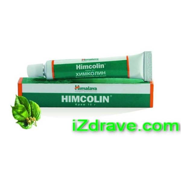 ХИМКОЛИН (HIMCOLIN) крем 10 гр. - Хималая
