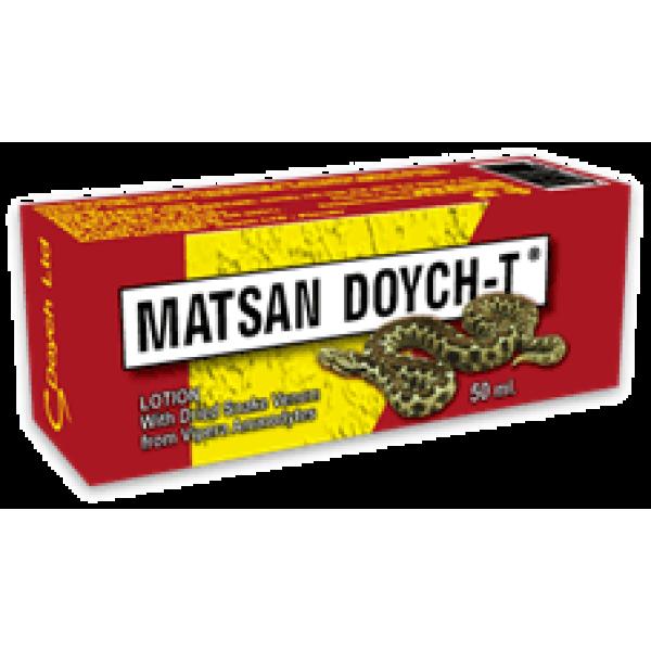 МАТСАН ДОЙЧ - Т (MATSAN DOYCH - T) лосион 50мл червен