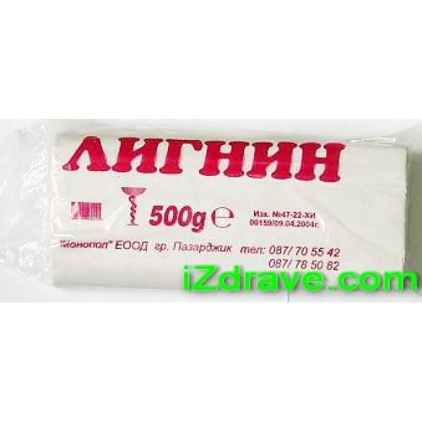 ЛИГНИН САНИЛИН сив x 500 гр.