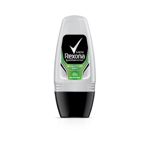 DEO Рол-он дезодорант REXONA MEN QUANTUM 50мл.