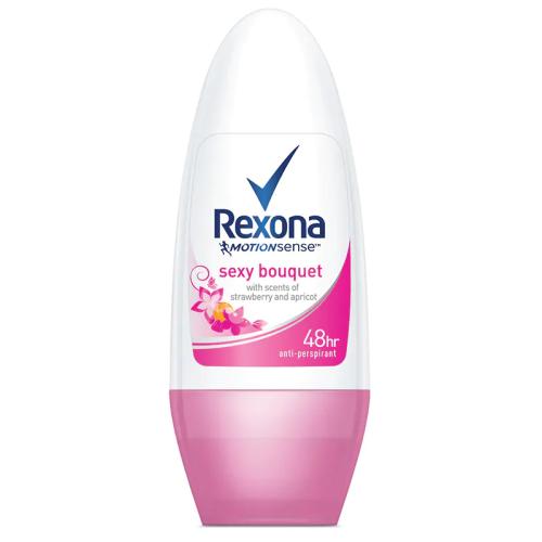 DEO Рол-он дезодорант REXONA SEXY BOUQUET 50мл.