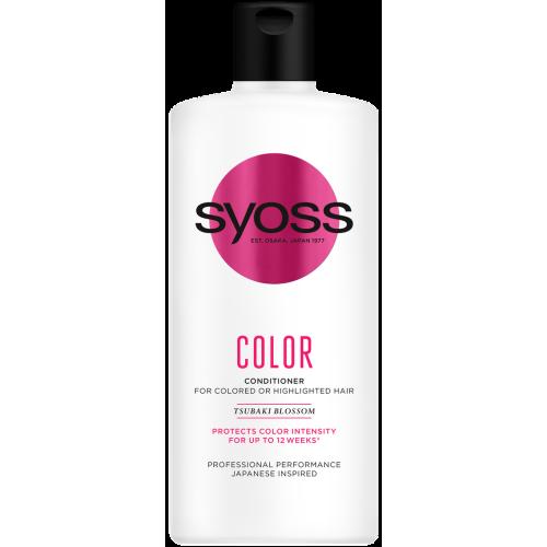SYOSS COLOR Балсам за боядисана коса 440мл.
