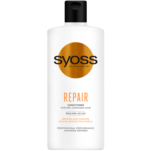 SYOSS REPAIR Балсам за суха и увредена коса 440мл.