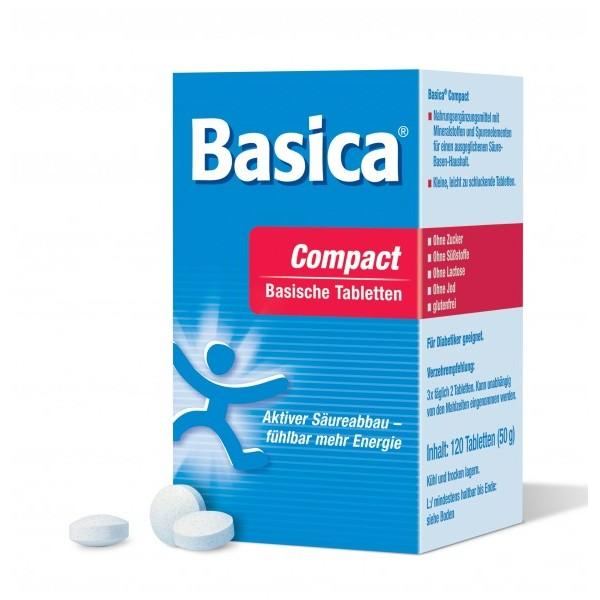 БАЗИКА КОМПАКТ (BASICA COMPACT) тб . х120