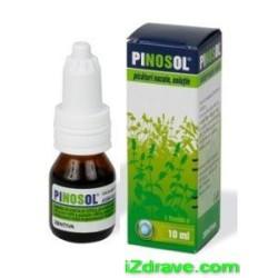 ПИНОСОЛ (PINOSOL) капки за нос 10мл